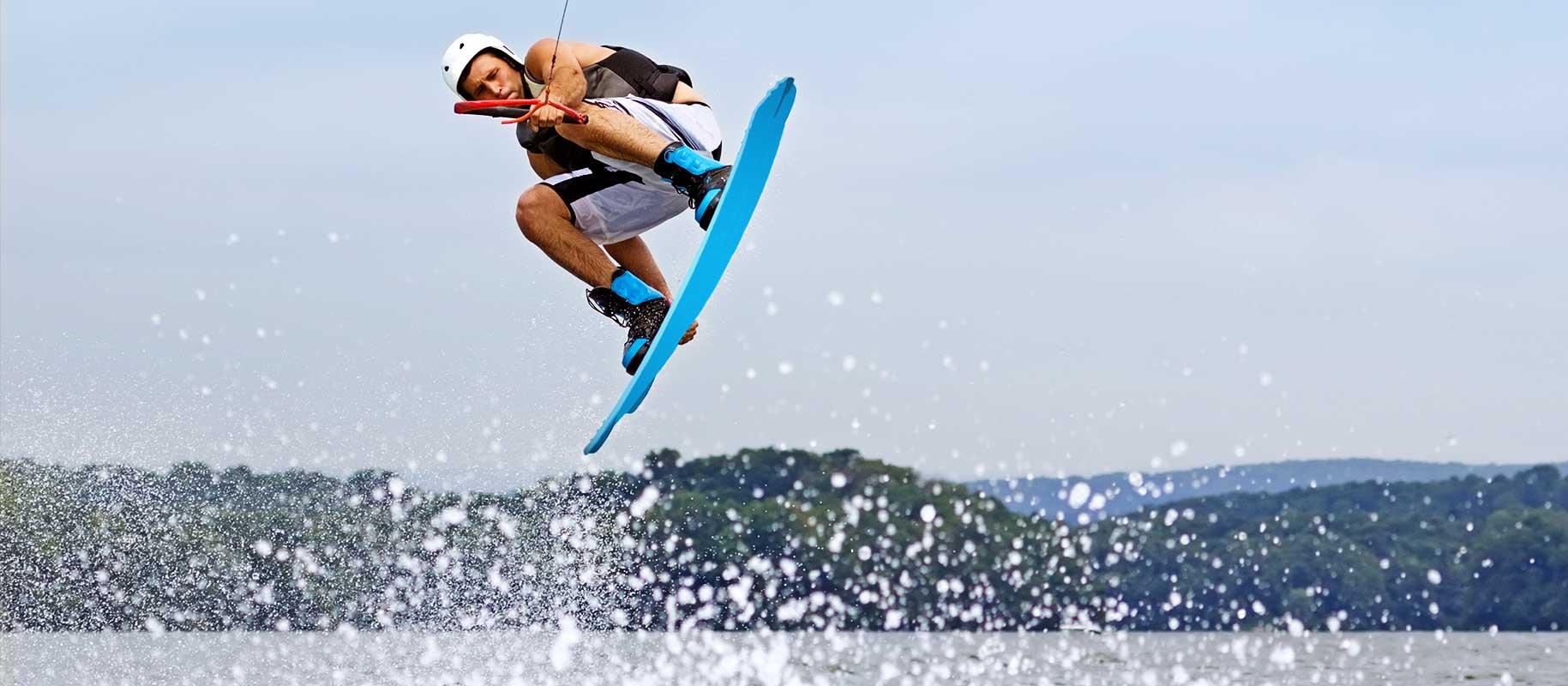 Wakeboarding-body
