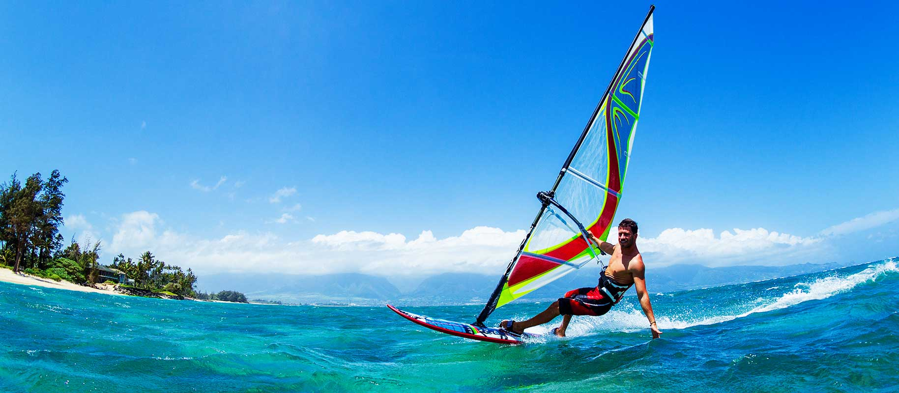 Windsurfing-body
